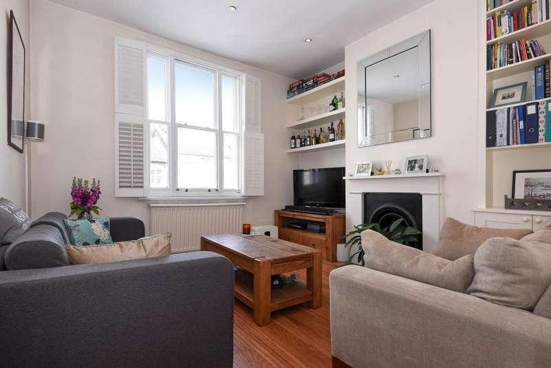 2 Bedrooms Flat for sale in Disraeli Road, Putney