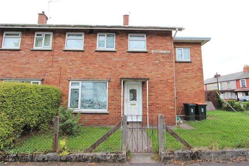 3 Bedrooms Semi Detached House for sale in Hamilton Street, Newport. NP19 0GT