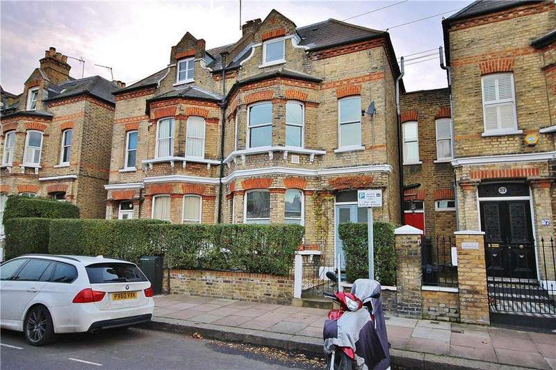 2 Bedrooms Apartment Flat for sale in Cromford Road, Putney, SW18