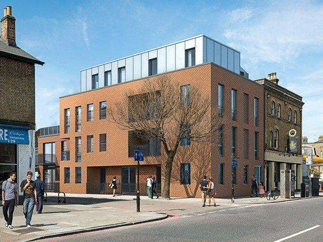 1 Bedroom Flat for sale in Lower Clapton Road, London, E5