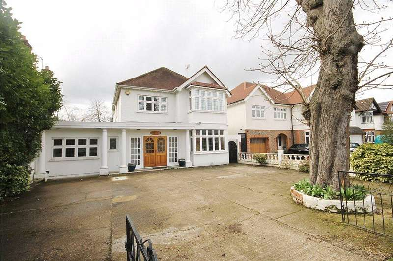 5 Bedrooms Detached House for sale in The Avenue, Sunbury-on-Thames, Surrey, TW16
