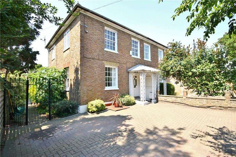 3 Bedrooms Semi Detached House for sale in Straight Road, Old Windsor, Berkshire, SL4