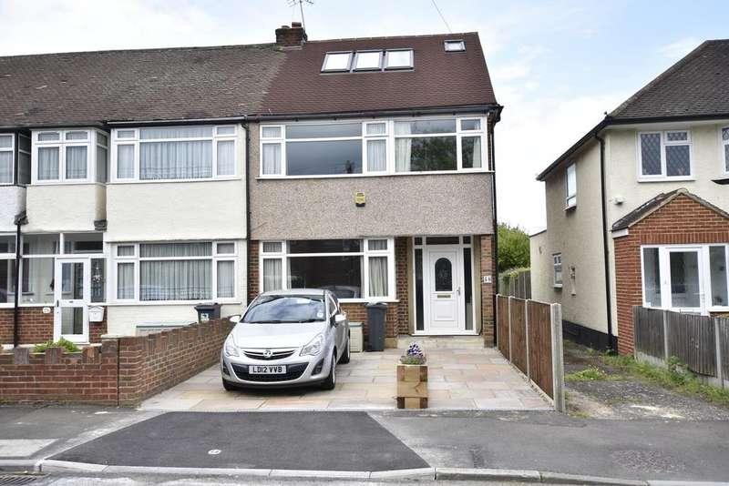 4 Bedrooms House for sale in Shelson Avenue, Feltham