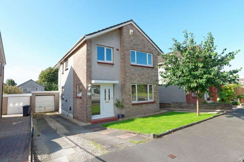 4 Bedrooms Detached House for sale in 17 Gordon Avenue, Bishopton, PA7 5EX