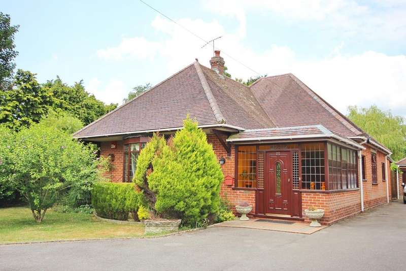 4 Bedrooms Chalet House for sale in HORNDEAN