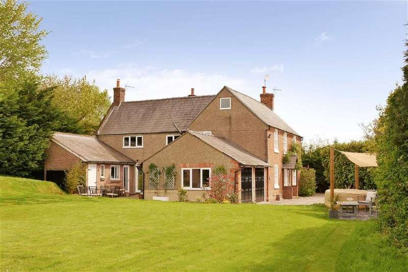 5 Bedrooms Country House Character Property for sale in Eardiston, West Felton, Oswestry, SY11