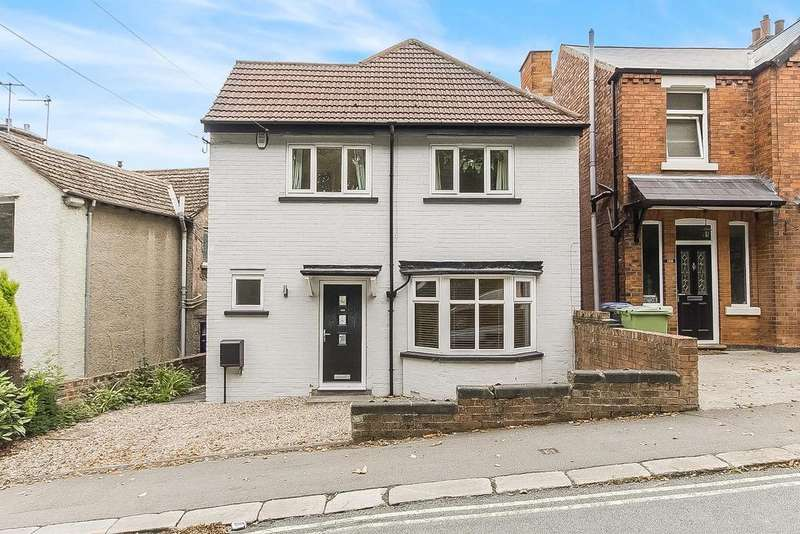 3 Bedrooms Detached House for sale in Park Road, Chesterfield
