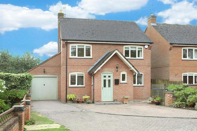 3 Bedrooms Detached House for sale in Main Street, East Farndon, Northamptonshire