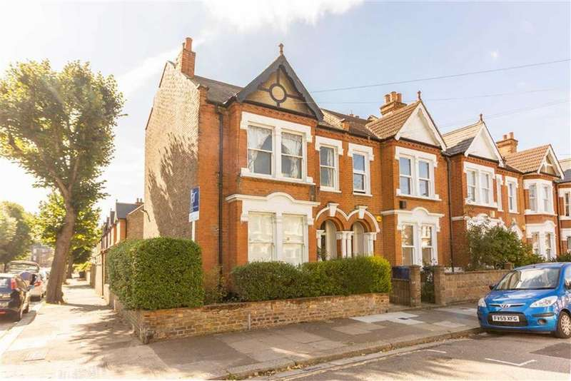 4 Bedrooms End Of Terrace House for sale in Stuart Road, London