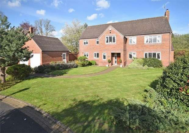 5 Bedrooms Detached House for sale in Ryton Park, Ryton, Shifnal, Shropshire