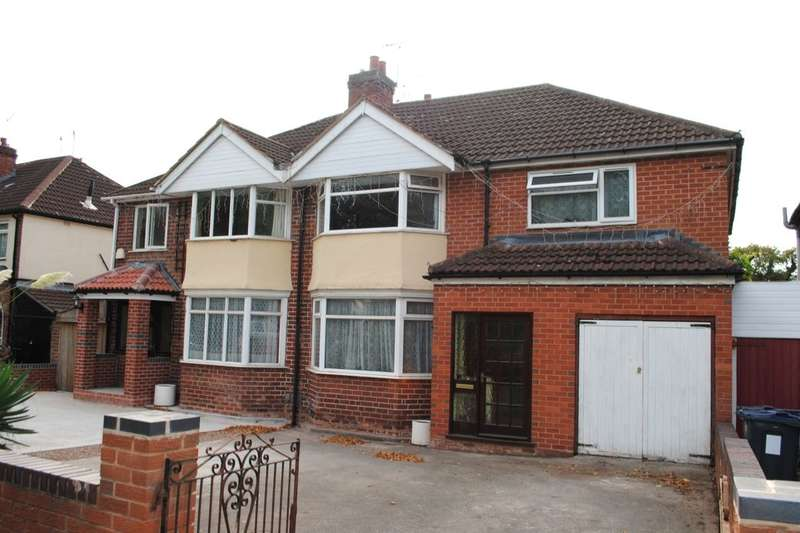 6 Bedrooms Detached House for sale in Francis Road, Stechford, Birmingham, B33