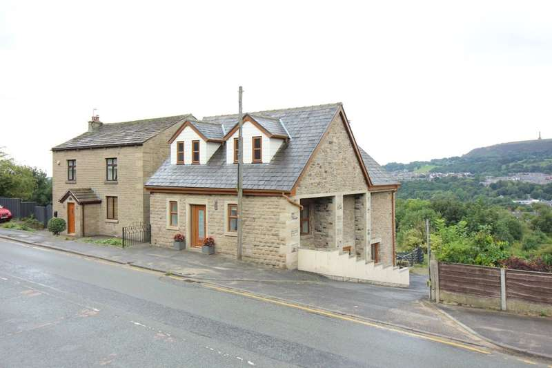 4 Bedrooms Detached House for sale in Manchester Road, Ramsbottom, Bury, BL0