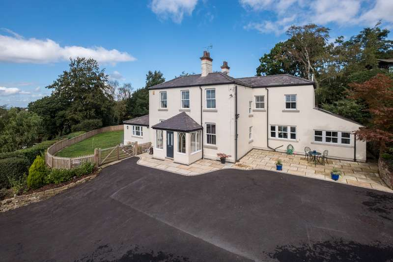 5 Bedrooms House for sale in 5 bedroom House Detached in Kelsall