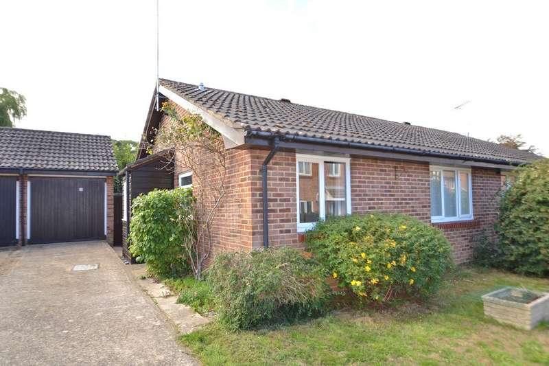 3 Bedrooms Bungalow for sale in Fordingbridge