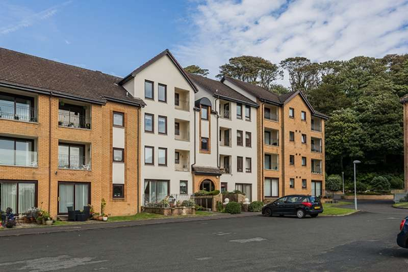 2 Bedrooms Flat for sale in Hollywood, Largs, North Ayrshire, KA30 8SR