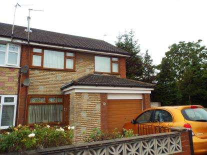 3 Bedrooms Semi Detached House for sale in Montgomery Road, Widnes, Cheshire, Na, WA8