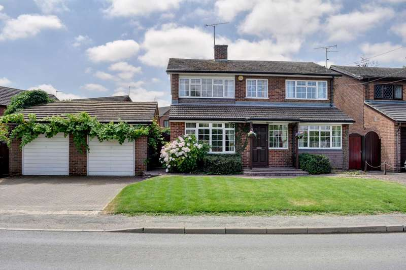 4 Bedrooms Detached House for sale in Brook End, Weston Turville