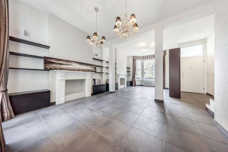 5 Bedrooms Terraced House for sale in Arodene Road, London, London SW2