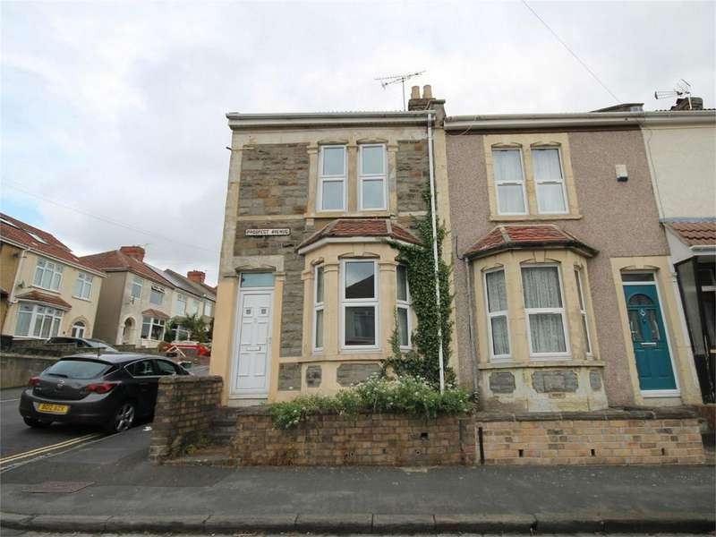 2 Bedrooms End Of Terrace House for sale in Prospect Avenue, Kingswood, Bristol