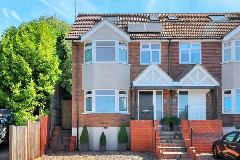 4 Bedrooms House for sale in Primrose Hill, Kings Langley, Herts, WD4