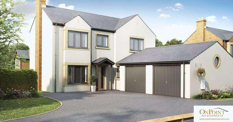 4 Bedrooms Detached House for sale in Five superb new build houses in Goostrey village