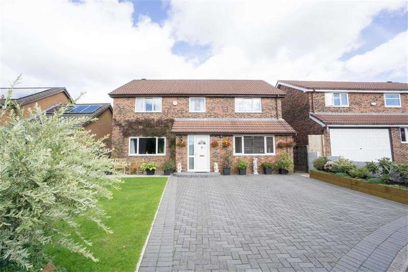 6 Bedrooms Detached House for sale in Allesley Close, Bolton
