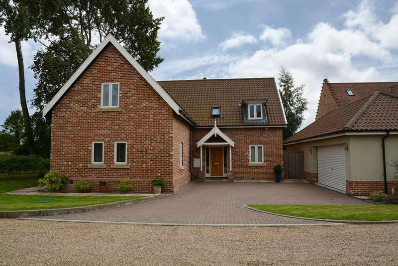 5 Bedrooms Detached House for sale in Manor View, Norton Little Green, Norton, Bury St Edmunds IP31