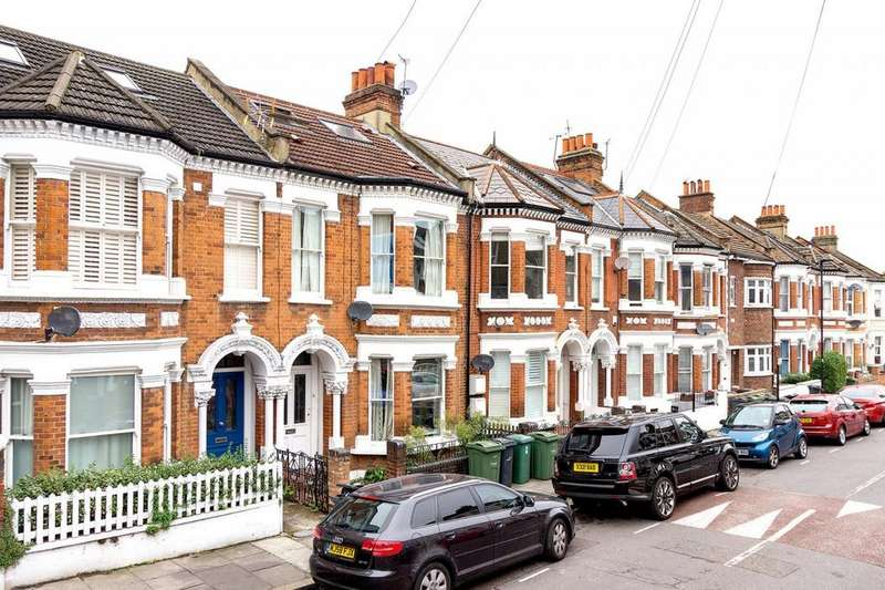 1 Bedroom Flat for sale in Ashmere Grove, London, London SW2