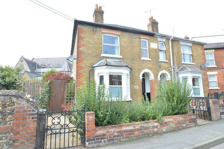 3 Bedrooms Semi Detached House for sale in Parsonage Street, Halstead CO9