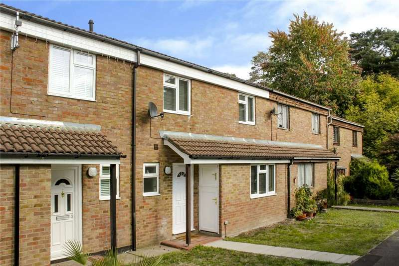 3 Bedrooms Terraced House for sale in Dalcross, Bracknell, Berkshire, RG12