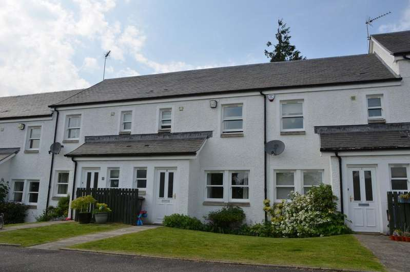 3 Bedrooms Terraced House for sale in 6 Old School Square, Kilbarchan, PA10 2NB