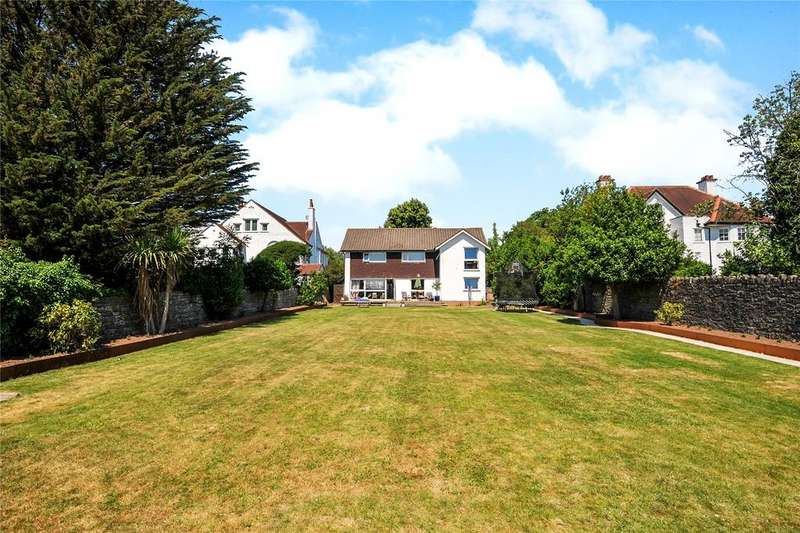 5 Bedrooms Detached House for sale in Victoria Road, Penarth, Vale Of Glamorgan, CF64