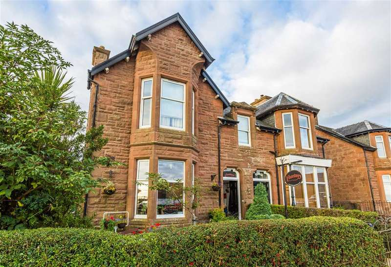 6 Bedrooms Commercial Property for sale in Hunters Guest House, Brodick