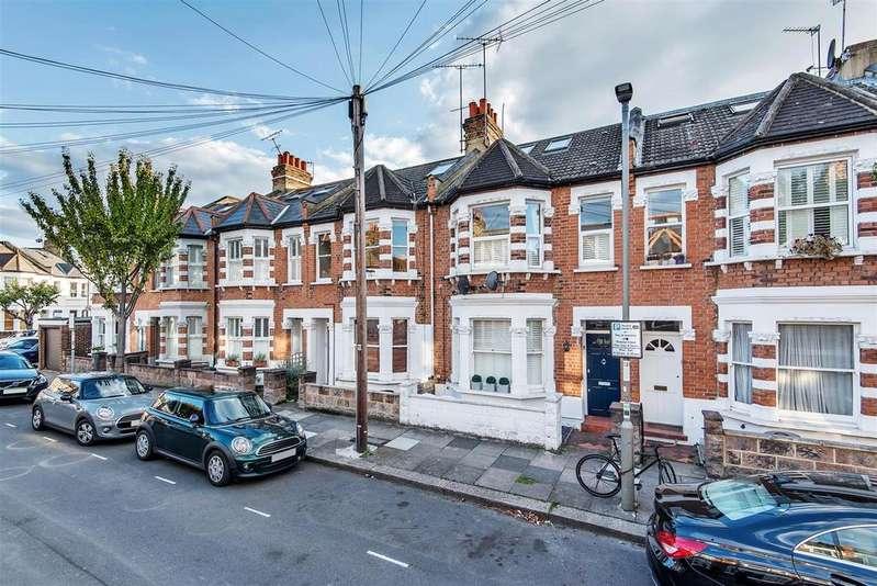 2 Bedrooms Flat for sale in Bendemeer Road, Putney