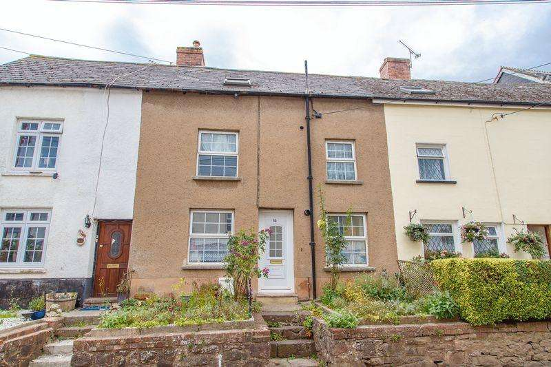 3 Bedrooms Terraced House for sale in Park Street, Crediton