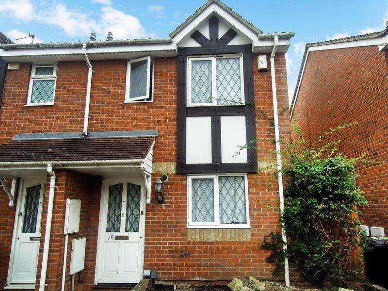 2 Bedrooms Semi Detached House for sale in Maplin Park, Langley