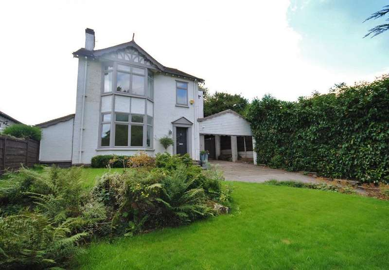 4 Bedrooms Detached House for sale in Prestbury Road, Macclesfield