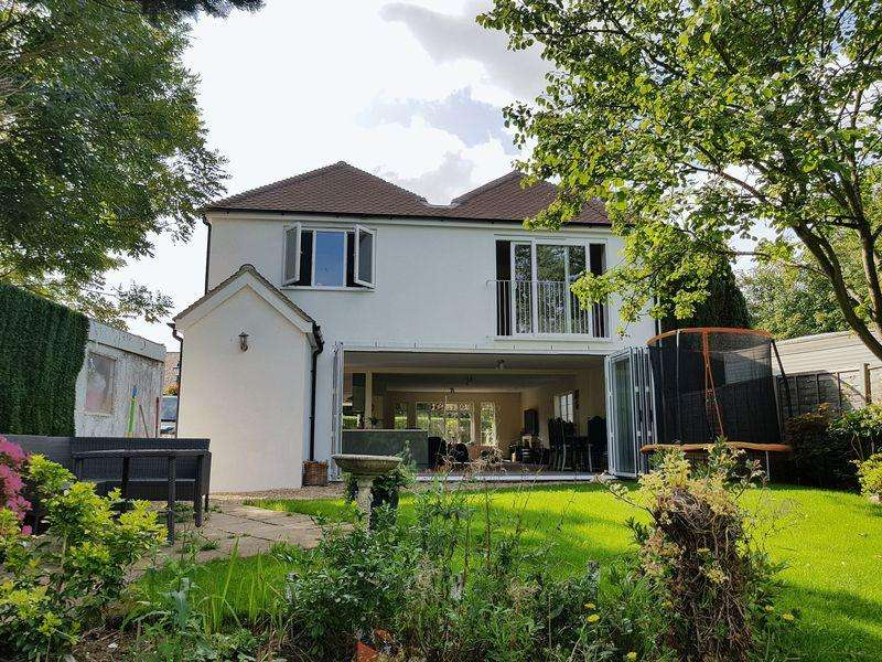 3 Bedrooms Detached House for sale in The Street, Bramber