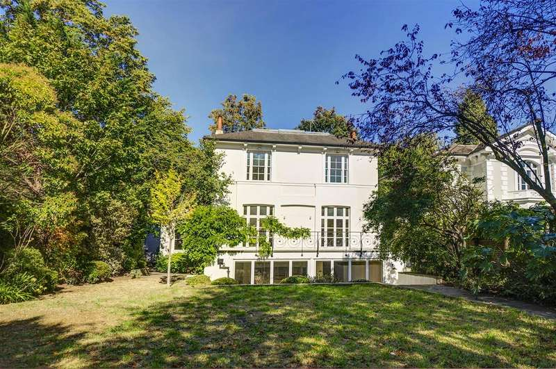 7 Bedrooms Detached House for sale in Greville Road, St Johns Wood, London NW6