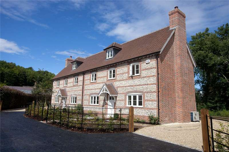 4 Bedrooms Semi Detached House for sale in Heale Park Cottages, Heale Park, Upper Woodford, Wiltshire, SP4