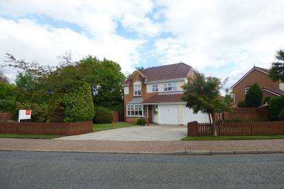 5 Bedrooms Detached House for sale in Barbondale Close, Whittle Hall, Great Sankey, Warrington