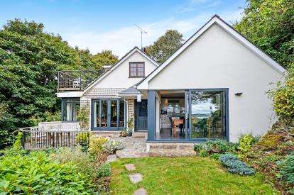 3 Bedrooms Detached House for sale in Veryan, Truro, Cornwall