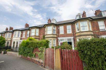 6 Bedrooms Terraced House for sale in Church Road, Gosforth, Newcastle Upon Tyne, Tyne and Wear, NE3