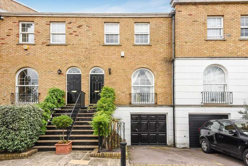 3 Bedrooms Terraced House for sale in Sovereign Crescent, Surrey Quays