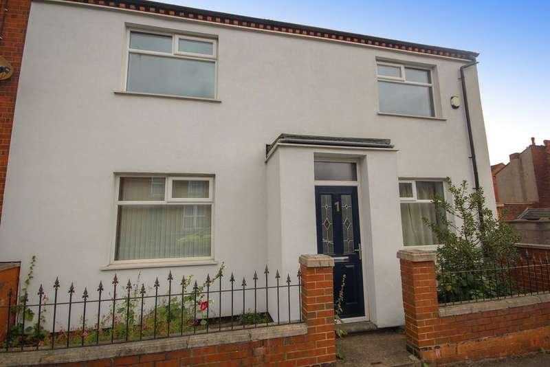 3 Bedrooms Detached House for sale in Bank Street, Somercotes