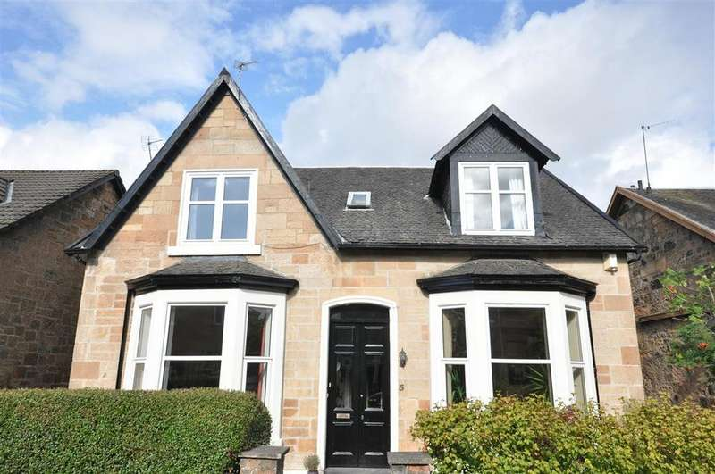 4 Bedrooms Detached House for sale in 5 Kilmailing Road, Old Cathcart, G44 5UH