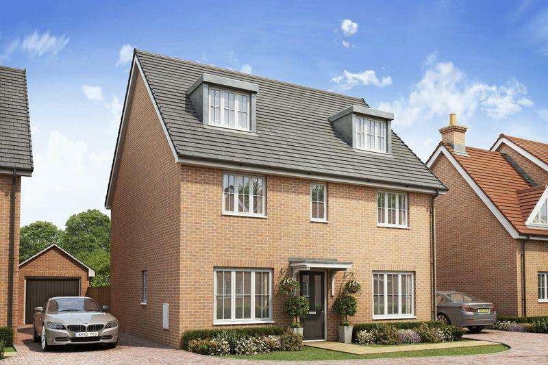 5 Bedrooms Detached House for sale in Steppingley Gardens, Flitwick