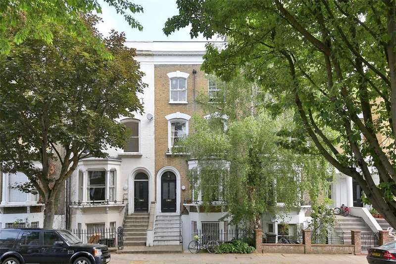8 Bedrooms Terraced House for sale in Pyrland Road, Highbury, London, N5