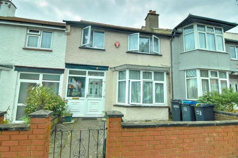3 Bedrooms Terraced House for sale in Norbury Court Road, London