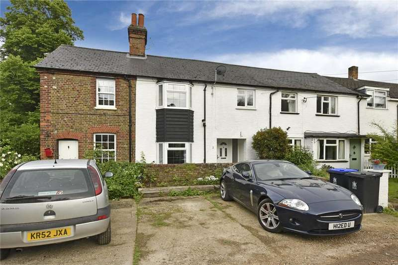 3 Bedrooms Terraced House for sale in Arch Cottage, Amerden Lane, Taplow, Maidenhead, SL6